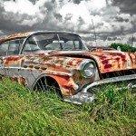Auto entsorgen – fachgerecht & kostenlos bei Aymans