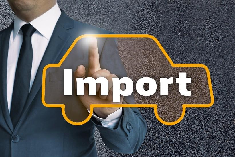 Autoimport Schweiz