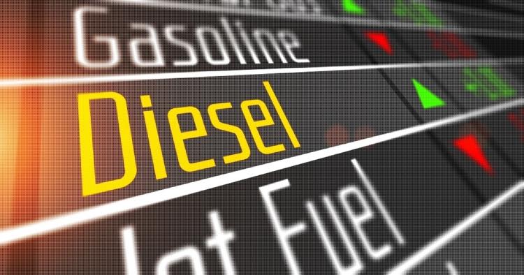 Diesel verkaufen